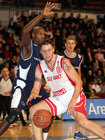 Cyril Julian (SLUC Nancy)